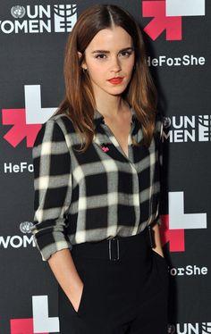 Emma Watson une femme engagée et sublime!