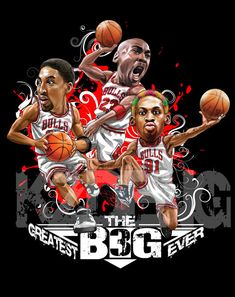 Chicago Bulls BIG 3