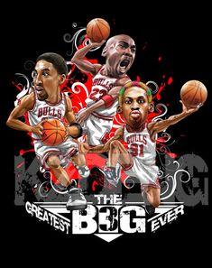 Chicago Bulls BIG 3