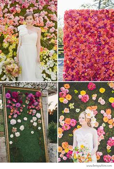 Fresh Floral Walls | Flights of Fancy