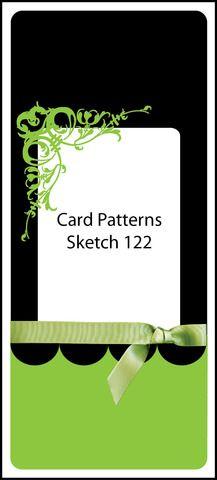 Card Patterns Sketches - Card Patterns - Picasa Web Albums