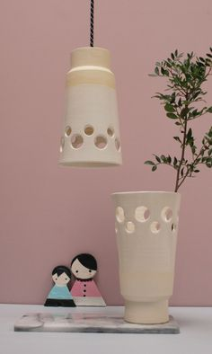 Ceramics. Handmade and fair trade. Created by Madat.nl