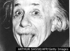 Albert Einstein's Iconic Act of Playful Defiance