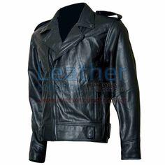 BIKER BOYZ SMOKE BIKER BLACK LEATHER JACKET for £219.70 - https://www.leathercollection.com/en-gb/biker-boyz-smoke-biker-black-leather-jacket.html