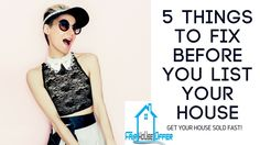 5 Things to Fix Before Your List Your Charlotte House for Sale - Fair House Offer