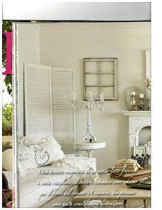 Italian magazine feature casa romantica shabby chic - Casa romantica shabby chic ...