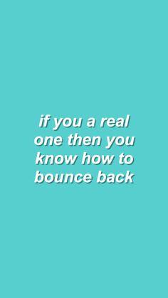 Bounce Back - Big Sean