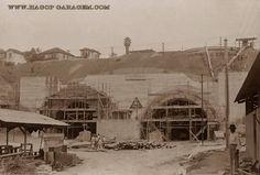 Túnel da Av. Nove de Julho - 1937