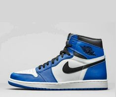 "84a6bfa98e4 Air Jordan 1 Retro High OG ""Game Royal"" Sneakers For Sale Cheap Jordans"