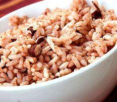 A receita de Arroz Cubano é óptima para fazer quando coze carne, uma vez que a…