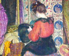 Georges Lemmen French Pointillist Painter