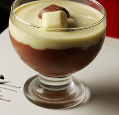 Mousse de Nutella com Leite Ninho                                                                                                                                                     Mais Mini Desserts, Just Desserts, Dessert Recipes, Love Eat, Love Food, Chef Recipes, Sweet Recipes, Nutella Mousse, My Favorite Food