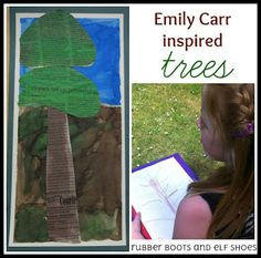 rubberboots and elf shoes: book report: When Emily Carr Met Woo
