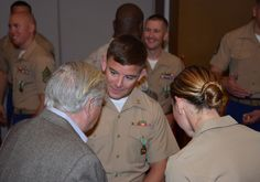 Commandant of the Marine Corps Combined Awards Ceremony 11 May 2016