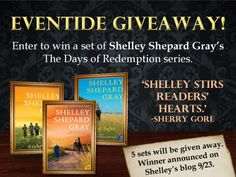 Shelley Shepard Gray's Book Giveaway! Ends on September 21st