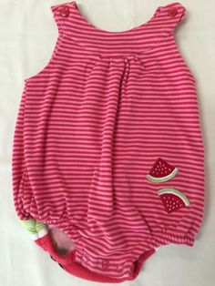 Sprout baby Girl Romper Size 000