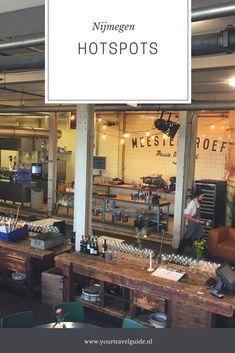 6x Hotspots in Nijmegen om te dineren, lunchen en te shoppen.