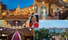 'Bishopscourt', a sprawling 15-bedroom neo-Gothic mansion owned by the Anglican Church and home to Sydney Archbishop Glenn Davies, is being offered for sale for a staggering $25 million.