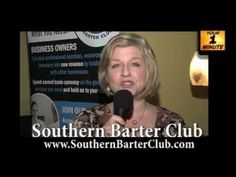 """Southern Barter Club http://southernbarterclub.com/  Southern Barter Club is the answer.  Call Today 877-779-8803  Barter (also commonly referred to as """"trade"""") is a smart and powerful business tool that represents a solution for companies with available inventory, resources or services. By accepting payment in """"trade dollars"""" instead of cash, a business maximizes their efficiency by increasing inventory turnover or billable hours."""