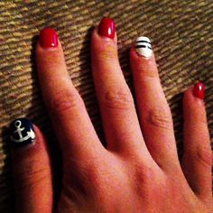 DIY cute diy nails