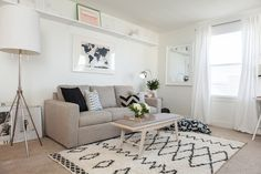 Style At Home: Liz Bachman Of Grey & Scout | theglitterguide.com