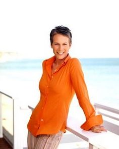 Fashion Over Fifty - Jamie Lee Curtis