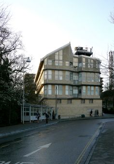 The School of Architecture and Building Engineering (E6), Alison & Peter Smithson