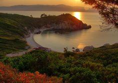 Krifi ammos beach - Skiathos Island !