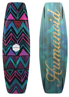 Humanoid Wakeboards | Products Pattern by SchatziBrown
