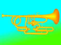 Disc Valve Trumpet