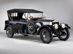 1914 Rolls Royce Maintenance of old vehicles: the material for new cogs/casters/gears could be cast polyamide which I (Cast polyamide) can produce