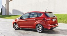 The beauty of Hybrid #FordCMax