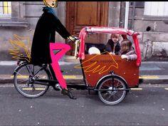 cargobike by @Eudoxie Dlrdc Thanks Dear !!!