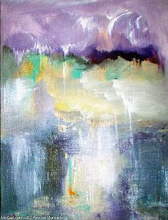 Artwork >> Pascale Montout >> because  #artworks, #masterpiece, #painting, #art, #abstract