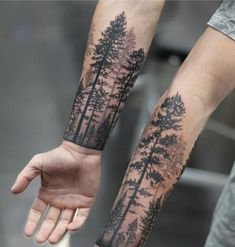 49 gorgeous arm tattoo design ideas for men that looks cool - nat . - 49 gorgeous arm tattoo design ideas for men that looks cool - Tree Tattoo Arm, Mädchen Tattoo, Nature Tattoo Sleeve, Tattoo Motive, Best Sleeve Tattoos, Nature Tattoos, Tattoo Fonts, Arm Tattoo Men, Snake Tattoo