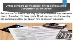 Anyone who owns a car must legally have car insurance. Getting your insurance and then dealing with everything involved with it is not always easy. Since vehicle insurance is mandatory, it is best if you know as much about it as you c Car Insurance Comparison, Compare Car Insurance, Group Insurance, Best Insurance, Cheap Car Insurance, Insurance Quotes, Cheap Quotes, Going On Holiday, Peace Of Mind