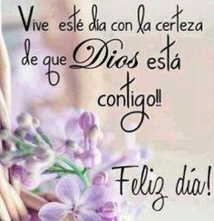 Vive el día con Dios