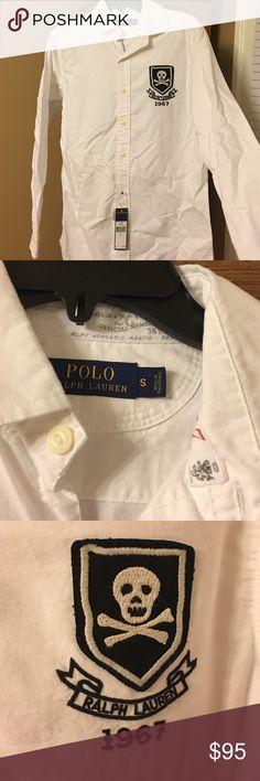 Men's Ralph Lauren long sleeve Polo Ralph Lauren Polo by Ralph Lauren Shirts Casual Button Down Shirts