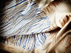 shibori-lomo | von neki desu Heavy Blanket, Shibori