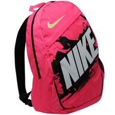 Nike Classic Turf Backpack Bag Nike Design, Cute Backpacks, Girl Backpacks, School Backpacks, Backpack For Teens, Backpack Bags, Duffle Bags, Nike Headbands, Nike Under Armour