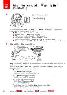 Cambridge essential grammar in use English Grammar Tenses, English Grammar Worksheets, Learn English Grammar, English Phrases, Grammar Lessons, English Language Learning, English Lessons, English Vocabulary, Primary English