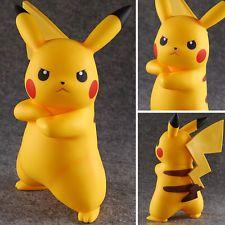 Pokémon Pokemon Go Pikachu Action Figure Large Toy Garage Kits Model Collection Pokemon Party Decorations, Pokemon Decor, Clay Pokemon, Pokemon Go, Cute Polymer Clay, Polymer Clay Crafts, Bolo Pikachu, Toy Garage, Garage Kits