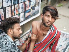 "José Jeuland - Photographer on Instagram: ""Street tattoo artist - Pushkar, India. . . . #tattoo #tattooartist #street #ink #tattooink #pushkar #india #rajasthan #streetphotography…"" Couple Photos, Couples, Instagram, Fictional Characters, Couple Pics, Couple Photography, Couple"