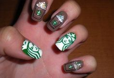 80 Brilliant Nail Art Images