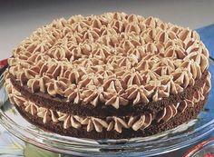 Lighter-Than-Spring Chocolate Torte