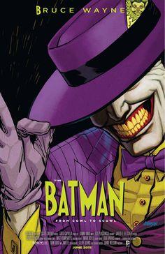 Batman #40, Movie Poster Variant