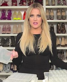 Khloe Kardashian shares her jewelry organizing tips! (Plus, see inside her amazing closet)
