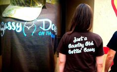 Sassy Does | Just A Country Girl Gettin' Sassy