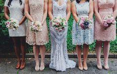 Vintage Bride Wedding Fair Melbourne - Sassafras Flower Design