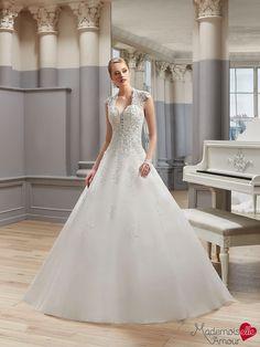 La #collection 2018 #MademoiselleAmour est sur notre site ! #robesdemariee #robes #wedding #weddingdress #dress #bridal #mariage